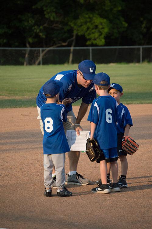 Matt Wilson, Baseball Coach