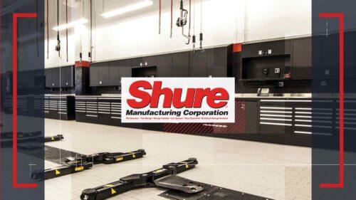 Shure Tradeshow Video